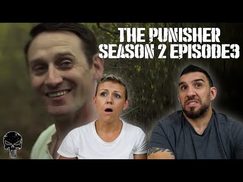 The Punisher Season 2 Episode 3 'Trouble the Water' REACTION!!