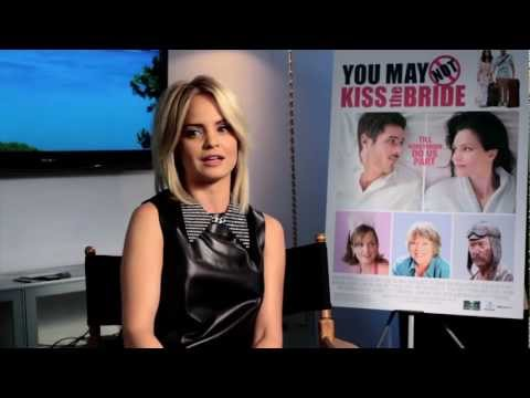 Mena Suvari On Working With Rob Schneider You May Not Kiss The Bride