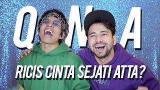 Video Emang Bener Atta Mau Balikan Sama Ricis? #QnA MP3, 3GP, MP4, WEBM, AVI, FLV September 2018