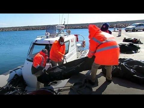 Τουλάχιστον 16 νεκροί στο ναυάγιο ανοιχτά της Λέσβου