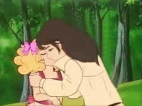 I baci mai visti tra Candy e Terence