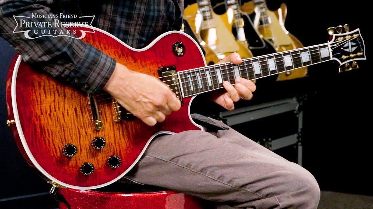 Gibson Custom 2019 Figured Top Les Paul Axcess Custom Electric Guitar