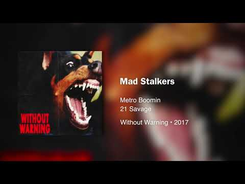 21 Savage, Metro Boomin - Mad Stalkers (ft. Offset) • 432Hz