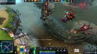 Empire vs Spirit, Dota PIT League, game 1 [v1lat, GodHunt]