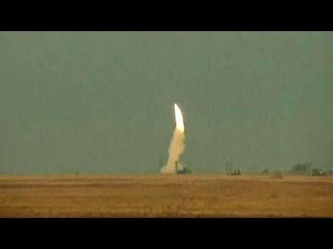 Μόσχα-Κίεβο: Ένταση για τις πυραυλικές ασκήσεις κοντά στην Κριμαία