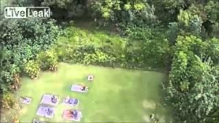 Bashman's Mom's Resting Place Japanese Cemetery Hanalei Kauai Hurricane Arthur 2014 4th July