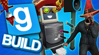 WE MAKE WIZARDS | Gmod Build