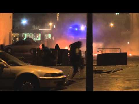 سترة تنتفض .. ثأراً للمطاردين المختطفين، وقمع مظاهرات وإتلاف سيارة مواطن