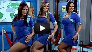 A Que Te Ríes - Tío Willy Y Sus Sobrinitas Como Aeromozas