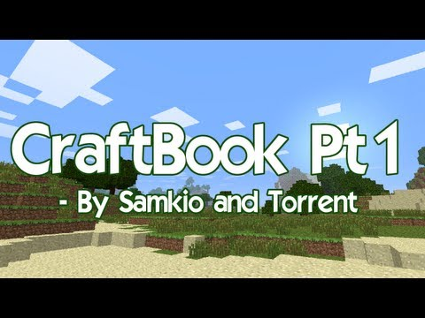 CraftBook Tutorial