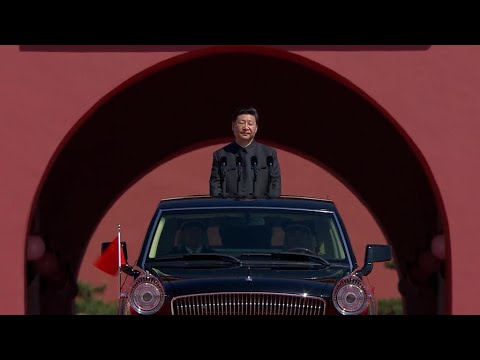 A closer look at Xi Jinping, China's new 'emperor'