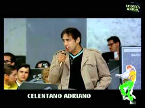 , title : 'Celentano Adriano-Tre passi avanti'