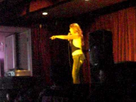 April Macie - Comedy ROK's (Camp Humphreys)