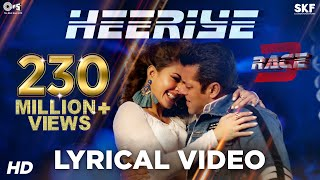 Video Heeriye Song with Lyrics - Race 3 | Salman Khan & Jacqueline | Meet Bros ft. Deep Money, Neha Bhasin MP3, 3GP, MP4, WEBM, AVI, FLV Januari 2019