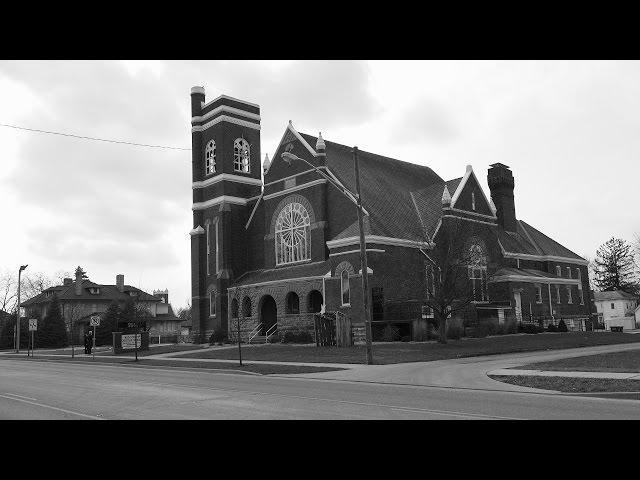 Main  Street  Christian  Church,  Rushville,  Indiana