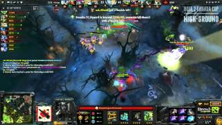 Sneaky Nyx Assassins vs compLexity Gaming g2 - Dota 2 Canada Cup S3 Semi Finals