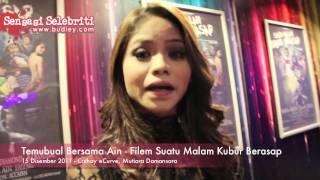Nonton Temubual Bersama Ain   Filem Suatu Malam Kubur Berasap Film Subtitle Indonesia Streaming Movie Download