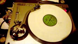 Pressure Drop White Vinyl