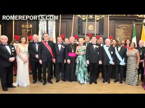 Ordine Constantiniano 2012 – Telegiornali sull'Ordine Costantiniano e le Paraolimpiadi 2012 (in spagnolo)