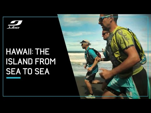 8,000m +E Hell in paradise: 3 men crossing Hawaii island from sea to sea