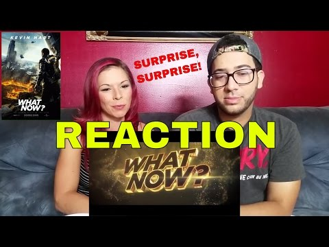 Kevin Hart: What Now? Official Trailer 2 (2016) | Reaction