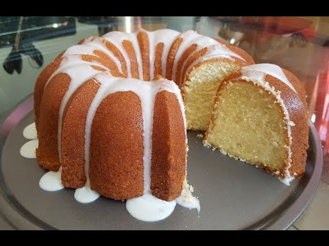 Charlie Andrews Pound Cake