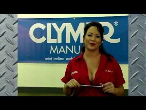 Clymer Manuals Suzuki VS1400 Intruder Boulevard S83 Maintenance Repair Shop Service Manual Video
