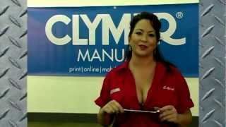 7. Clymer Manuals Suzuki VS1400 Intruder Boulevard S83 Maintenance Repair Shop Service Manual Video