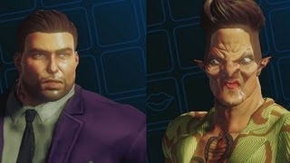 Character Creation Abomination - Saints Row IV