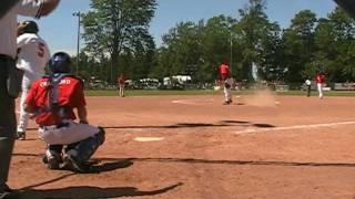 2012      Holoien strikes out Johnston for final out in Monkton