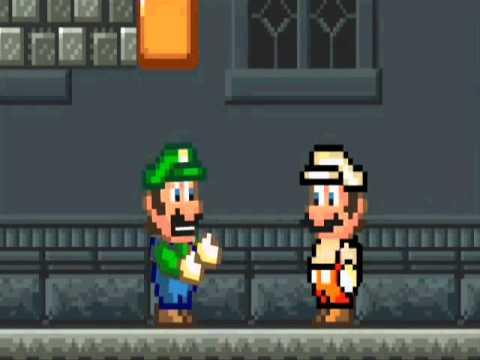 Luigi Finally snaps – (English Version)