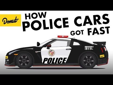 How The American Police Car Has Changed  WheelHouse