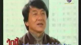 jackie chan talking about tony jaa .