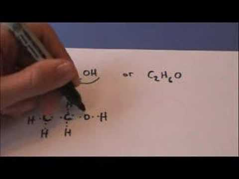 Lewis Structures: drinking alcohol & isomers img · Valence Electrons