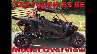 7. YXZ1000R SS SE - Overview and Specs l Beautiful Machine