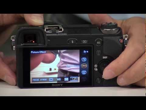 FIRST HANDS ON: The Sony NEX-6 + New E-mount Lenses