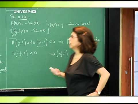 Cálculo II - Aula 25 - Parte 3 - Resolução de exercícios da lista 3