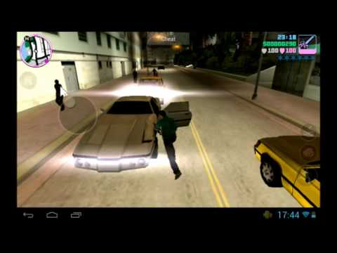 Video of JCheater: Vice City Edition
