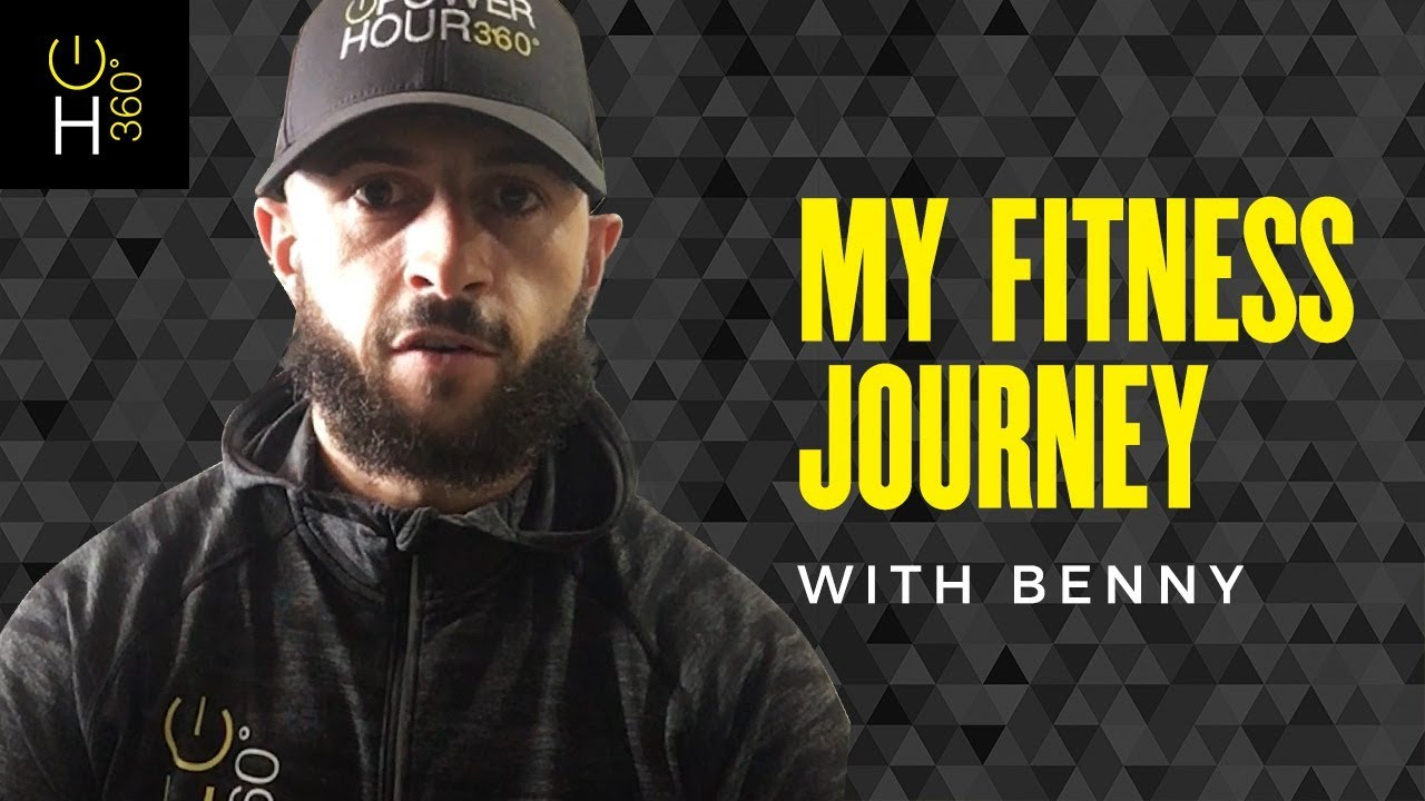 My Fitness Journey with Benny