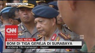 Video Kapolri: Teroris Kini Terlatih, Mampu Hindari Deteksi Intelijen - Bom Surabaya MP3, 3GP, MP4, WEBM, AVI, FLV Agustus 2018