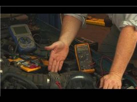 car repair - One way to check to see if a mass air flow sensor has gone bad is by tapping on the engine when it's running to see if it stumbles. Find out how to remove a ...