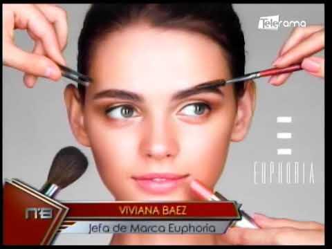Euphoria presenta tendencias 2020 maquillaje de alta calidad