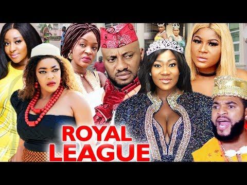 Royal League Season 1&2 - 2019 Latest Nigerian Nollywood Movie Full HD