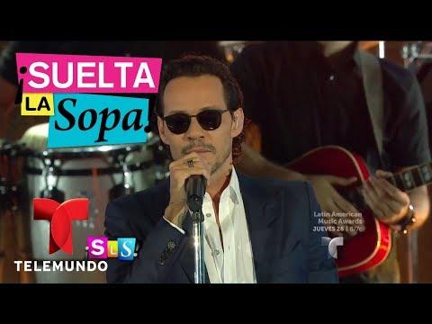 Notícias dos famosos - Concierto Somos Live para ayudar a Puerto Rico y México todo un éxito  Suelta La Sopa  Entrete