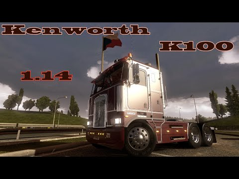 Kenworth & Peterbilt Mega Truck Pack 1.23 - 1.24