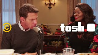 Video Tosh.0 - ASMR Thanksgiving MP3, 3GP, MP4, WEBM, AVI, FLV Juni 2018