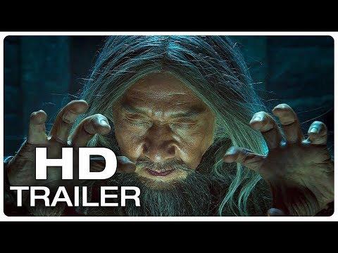 JOURNEY TO CHINA Trailer 2018 Jackie Chan,Arnold Schwarzenegger Fantasy Movie HD