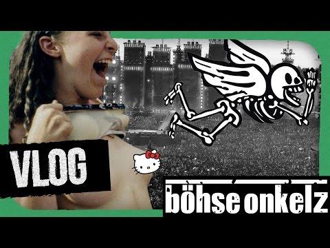 BRÜSTE, BIER & BÖHSE ONKELZ! (Vlog am Hockenheimring)