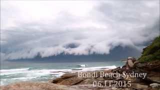 Bondi Beach Clouds