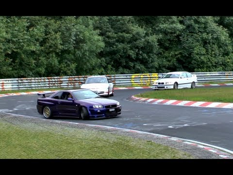 Nürburgring - Subscribe: http://www.youtube.com/subscription_center?add_user=VLNClub More Videos: http://www.youtube.com/user/VLNClub Facebook: http://www.facebook.com/VLN...